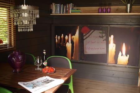 trekkershut op prachtige plek - Boijl - Hut