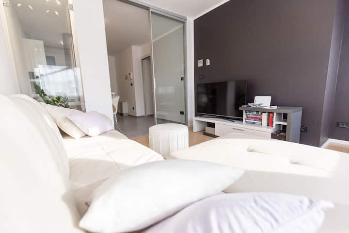 Modern and sunny apartment in the heart of Rijeka