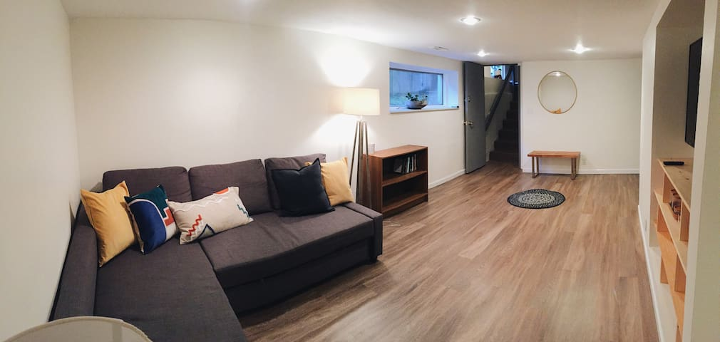 Comfortable Suite in University District