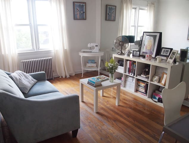 Large 1bdrm Apartment in Bushwick