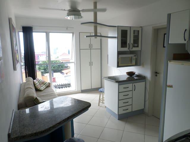 Apto. Florianopólis. Apenas 132,0 p/ até 7 pessoas - Florianópolis - Apartment