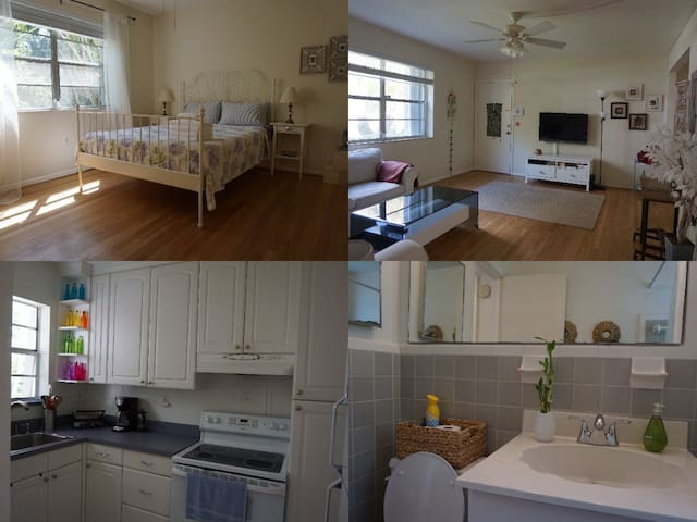 South Miami Downtown, Superb location, Cozy home - South Miami - Appartement