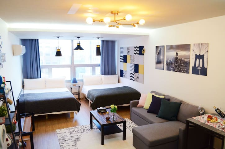 ★강남역★Gangnam Station(1min)/Stylish studio flat