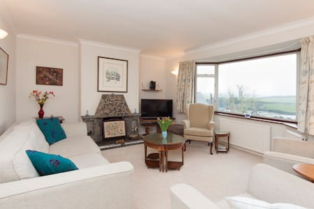 Coastal Family Home - Salcombe - Salcombe - Casa