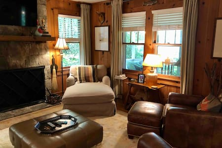 Minutes to Highlands,Wooded Retreat