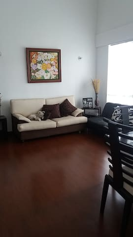 Apartment Near Bogota, Golf Clubs, Salt Cathedral - Chía - Квартира