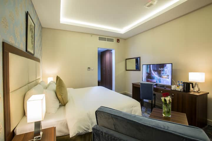 The Town Hotel Qatar Deluxe Room Double