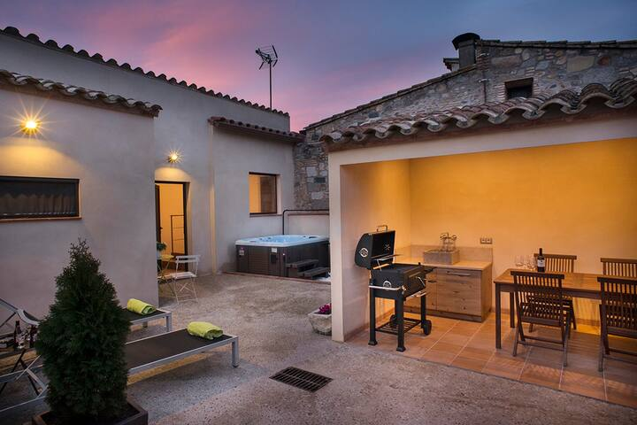 Casa exclusiva con encanto-Exclusive and charming - Siurana - Talo