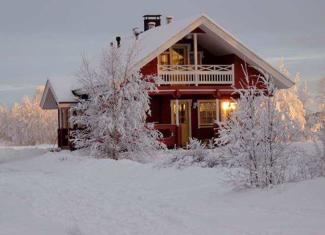 Cottage near Santa Claus Village