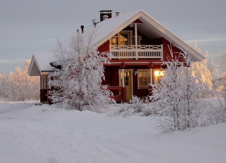 Cottage near Santa Claus Village