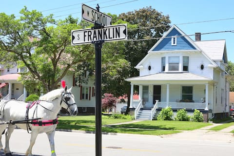 The Historical Franklin House