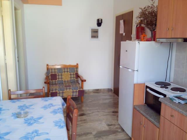 Katerina Apartments 2 - Paralia Vergas - Leilighet
