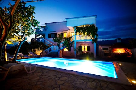 App with amazing sea view and pool 5 - Vinjerac