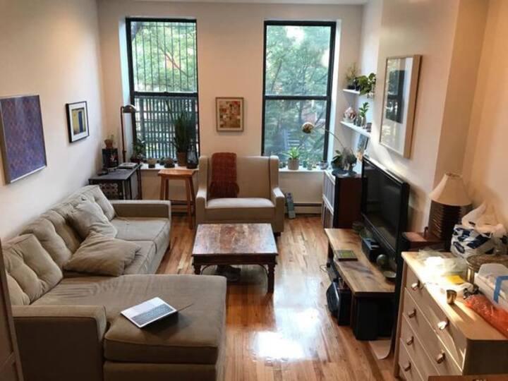 Comfy & Calming Brooklyn Apt - 90-Night Minimum