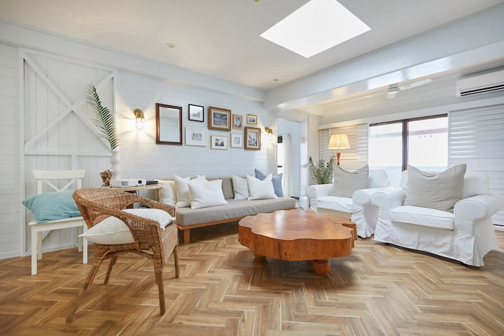 Top floor penthouse 95㎡/ 3 minutes to Station