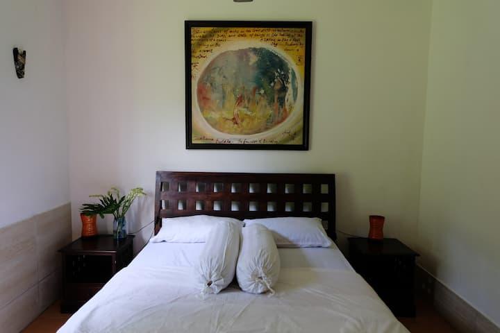 Canggu Serenity Doppelbett
