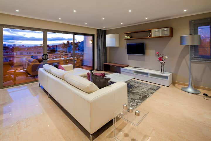 Luxury modern, spacious apartment, with fantastic sea views - Premier nº 35