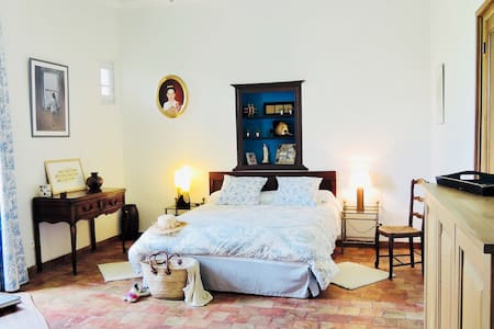 Cosy provencal bedroom near Anduze 36m2