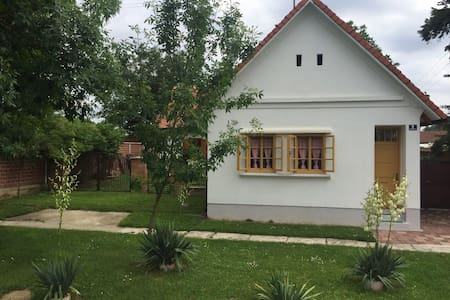 Cute rustic cottage near Osijek and Aquapolis
