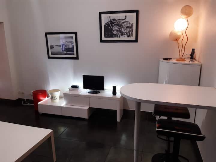Jolie appartement à 5min du centre ville