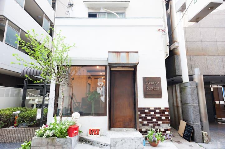 Asakusa Temple skytree WIFI 14person 1min subway
