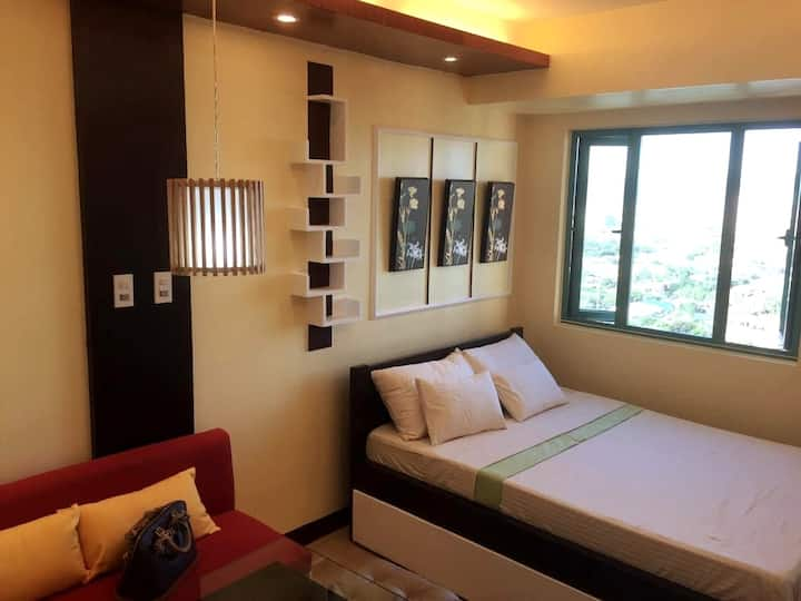 Posh and Cozy Studio at the Heart of Pasig City
