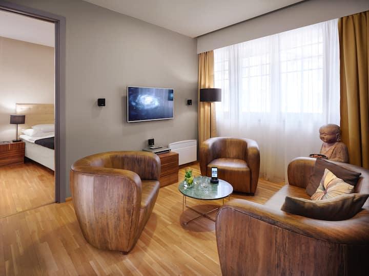The ICON Hotel & Lounge, Junior Suite