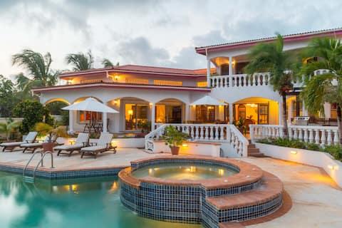 Luxurious Villa Coyaba - Anguilla, BWI