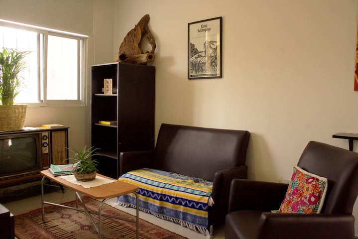 Habitat Cholula Lofts & Apartments