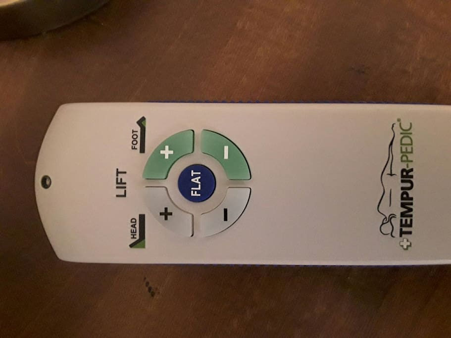 Remote for Serta bed