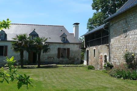 chambre partagée - Pyrénées-Atlantiques - 獨棟