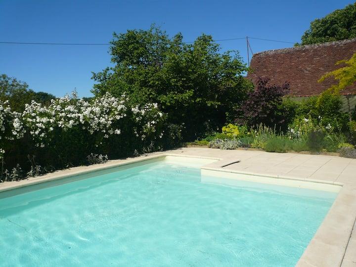 Bed and Breakfast met zwembad - Dordogne/Perigord