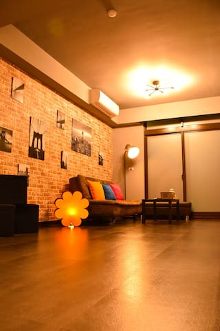 So Stylish Living Room & its very high...