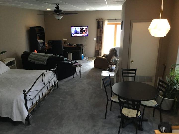 Ithaca Studio Apartment