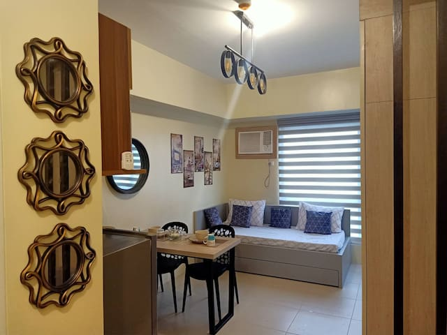 Quezon City Comfy Studio Unit