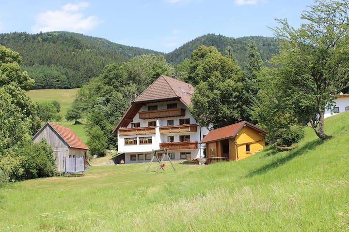 """Ferienwohnung """"Talblick"""" Hugenhof"""