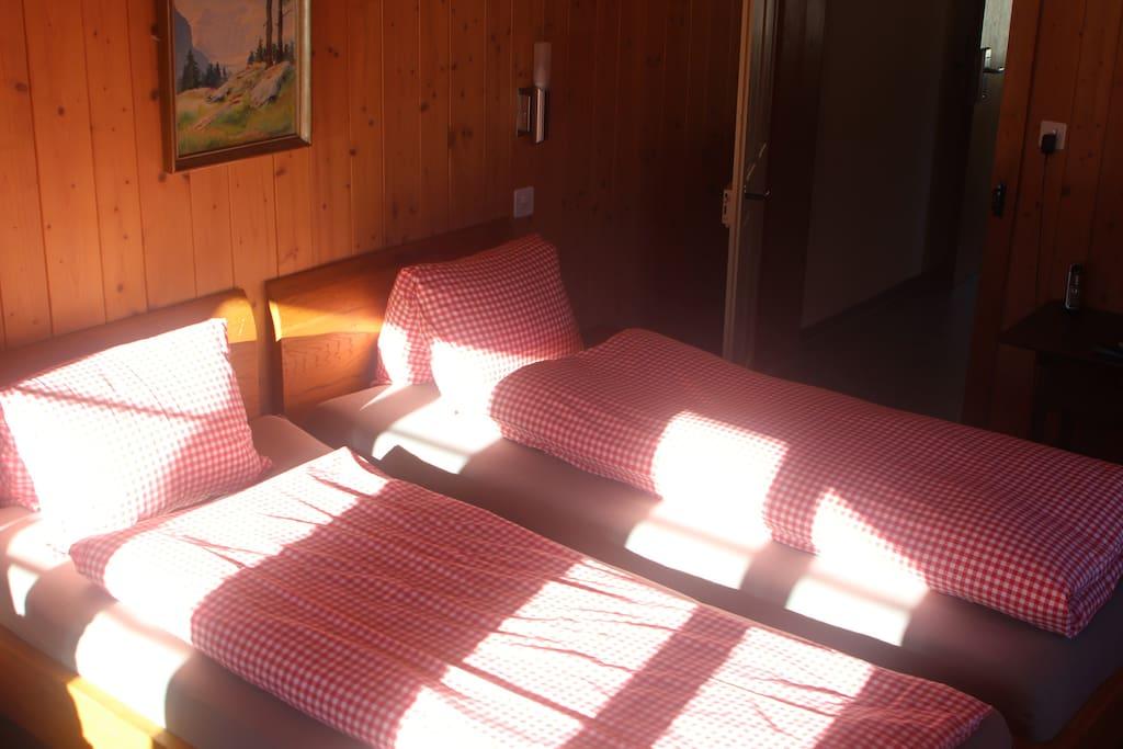 Tradionnelle Einrichtung mit modernem Komfort