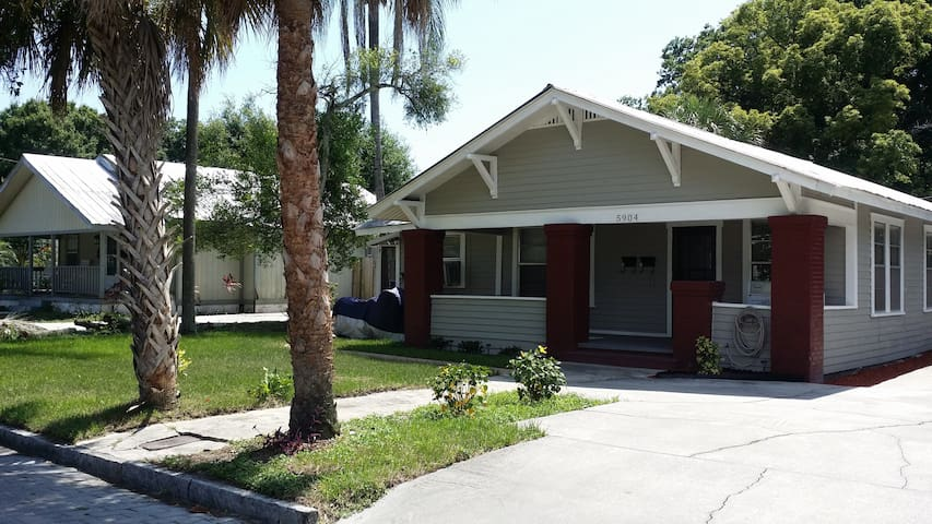 Historic Seminole Heights Studio