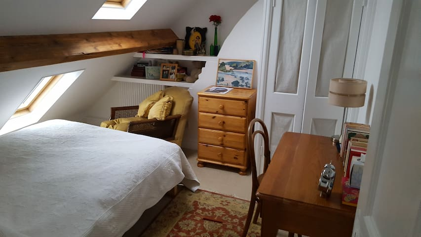Double room in  converted loft in Llandaff - Cardiff