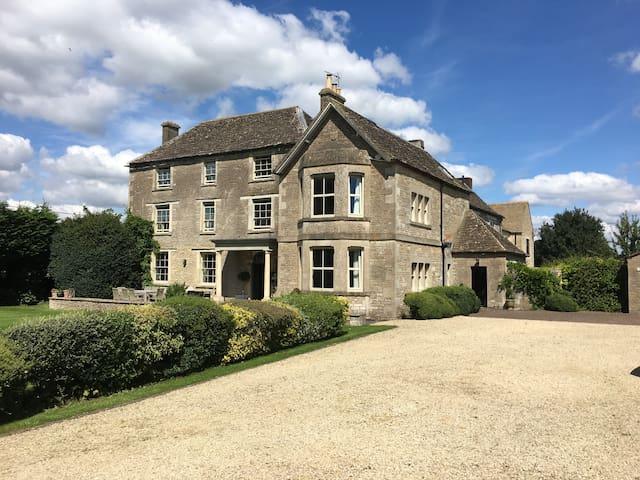 Hullavington House