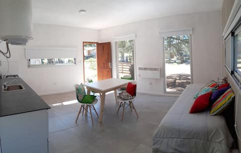 Cómodo y lindo departamento en el Pinar Norte