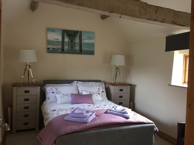 The Byre Bedroom