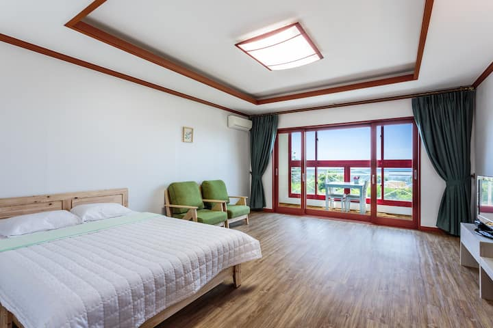 3days -Bedroom with Fantastic view!