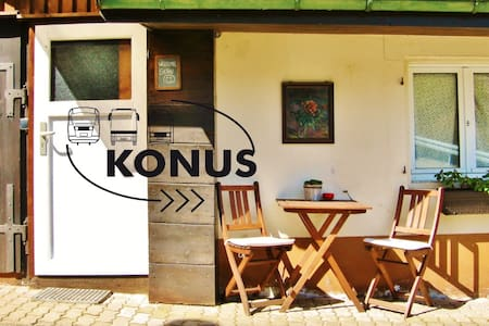 Cosy Studio 5 minutes from train Station Zell i.W.