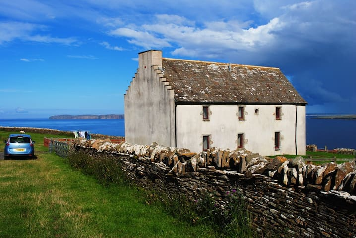 The Bothy, Holborn Head Farm - Scrabster