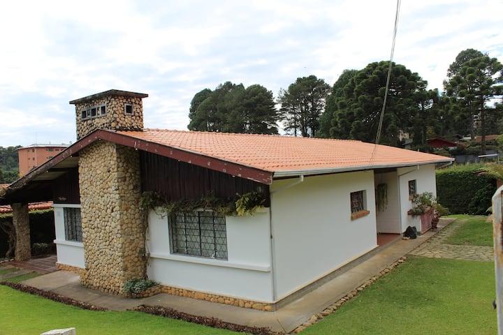Casa aconchegante no Capivari