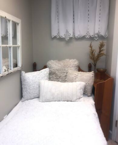 Touches of Fall in Bedroom 2