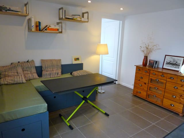 cosy loft for 2 - Saint-Aubin-lès-Elbeuf - House