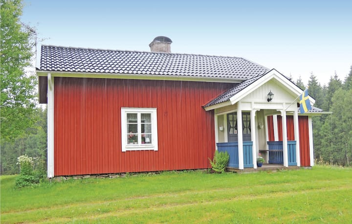 Amazing home in Vrigstad with 1 Bedrooms