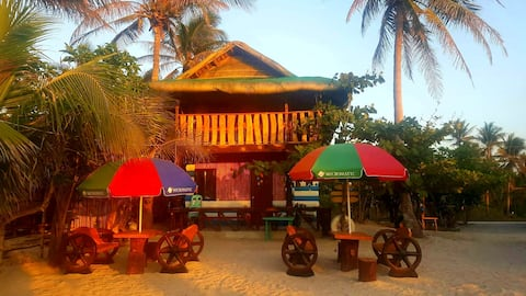 B1#TRADITIONAL FIL. RESTHOUSE @PATAR BEACH BOLINAO